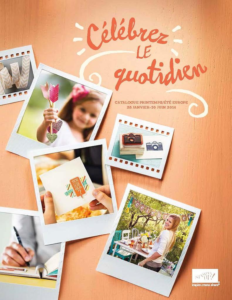 Catalogue printemps été 2014 1