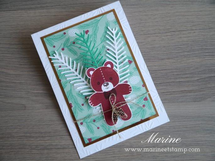 Marque-page festif