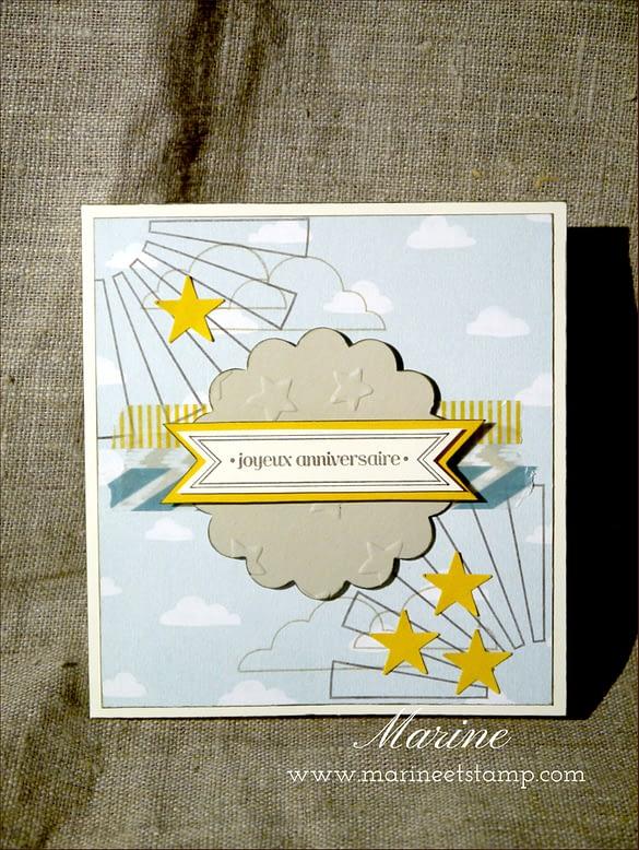 Marine Wiplier - StampinUp - Carte 0001