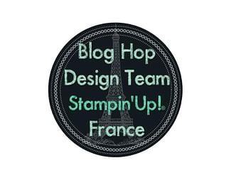 Logo Blog hop DT